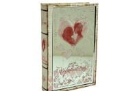 CROWNWELL - Kutu Kitap Aynalı Valentine