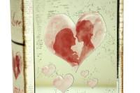 Crownwell - Kutu Kitap Aynalı Valentine (1)