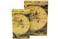 CROWNWELL - Kutu Kitap Harita 2'li Set