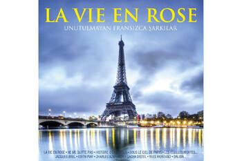 CROWNWELL - La Vie En Rose 33-Lp