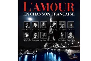 CROWNWELL - L'Amour En Chanson Francaise 33-Lp