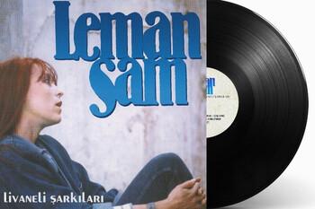 CROWNWELL - Leman Sam Livaneli Şarkıları 33-LP