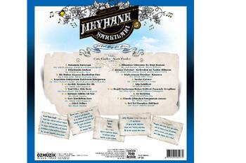Crownwell - Meyhane Şarkıları (5) 33-Lp (1)