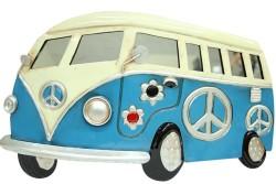 MNK - Minibus Pano Çiçekli