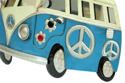 Mnk - Minibus Pano Çiçekli (1)