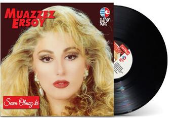 CROWNWELL - Muazzez Ersoy Seven Olmazki 33-Lp