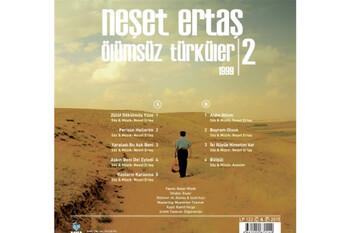 CROWNWELL - Neşat Ertaş Ölümsüz Türküler (1999-2) 33-Lp (1)