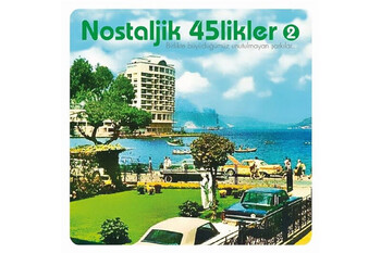 CROWNWELL - Nostaljik 45 Likler (2) 33-Lp