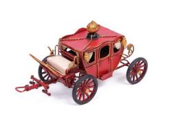 MNK - Osmanlı Hanedan Arabası (1)