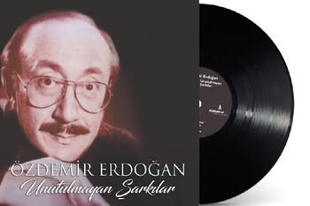 CROWNWELL - Özdemir Erdoğan Unutulmayan Şarkılar 33-Lp
