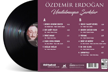 CROWNWELL - Özdemir Erdoğan Unutulmayan Şarkılar 33-Lp (1)