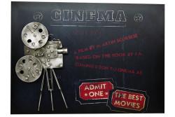 MNK - Pano Metal Sinemaskop