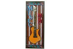 MNK - Pano Turuncu Gitar
