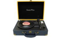 CROWNWELL - Çantalı Pikap Crownwell Sarı Yandan Hoparlörlü