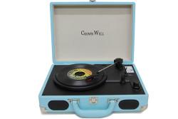 CROWNWELL - Pikap Çantalı Crownwell Önden Hoparlörlü Sky Blue