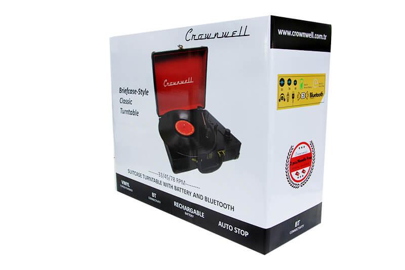 Pikap Çantalı Crownwell