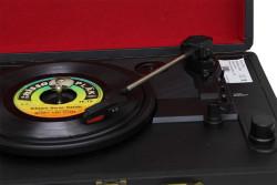 Pikap Çantalı Crownwell Yandan Siyah - Thumbnail