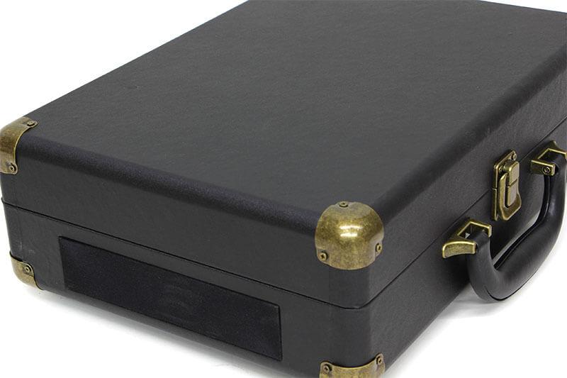 Pikap Çantalı Crownwell Yandan Siyah