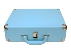 Pikap Çantalı Crownwell Yandan Hoparlörlü Sky Blue - Thumbnail