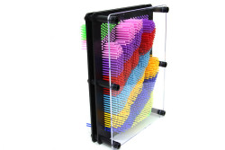Self Design - Pinart Renkli Plastik Büyük (1)
