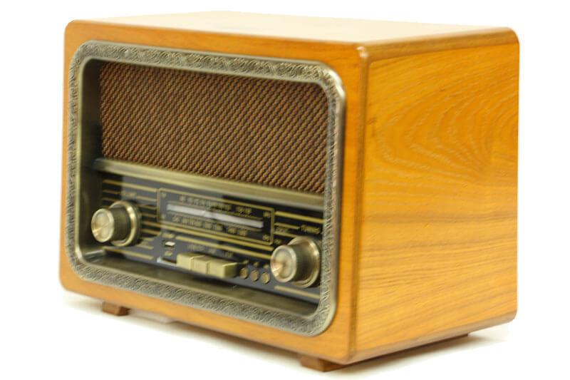 Radyo Ahşap