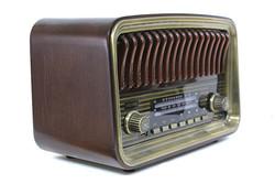 CROWNWELL - Radyo Ahşap