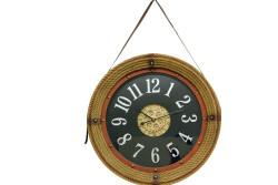 CROWNWELL - Saat Çarklı Askılı