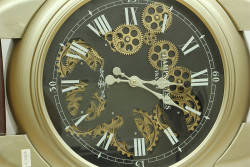 Crownwell - Saat Çarklı Kol Saati (1)