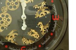 CROWNWELL - Saat Çarklı Kare (1)