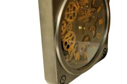 Crownwell - Saat Çarklı Kare Roma Rakamlı (1)