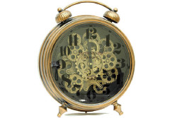 Crownwell - Saat Çarklı Masa Saati