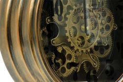 Crownwell - Saat Çarklı Masa Saati (1)