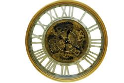 CROWNWELL - Saat Çarklı Yuvarlak Roma Rakamlı