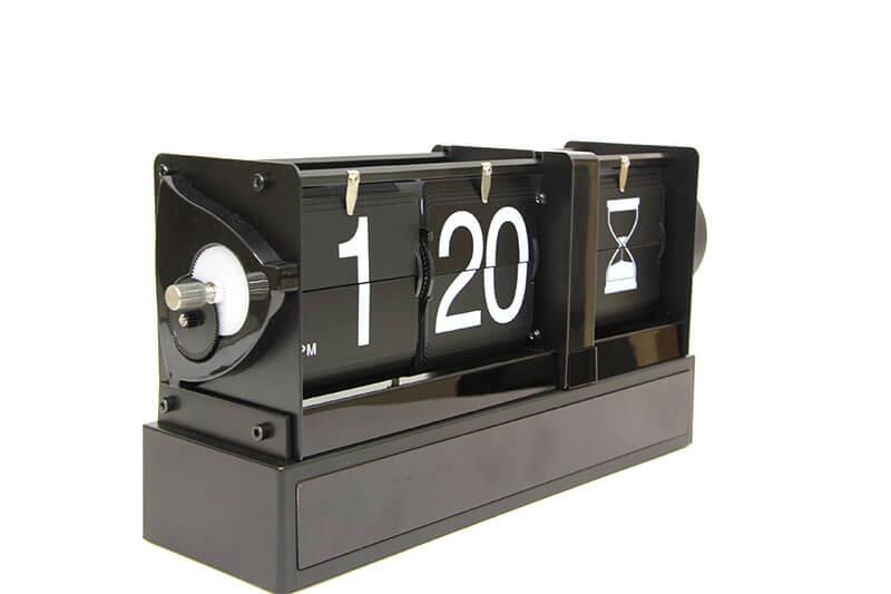 Saat Masa Üstü Flip