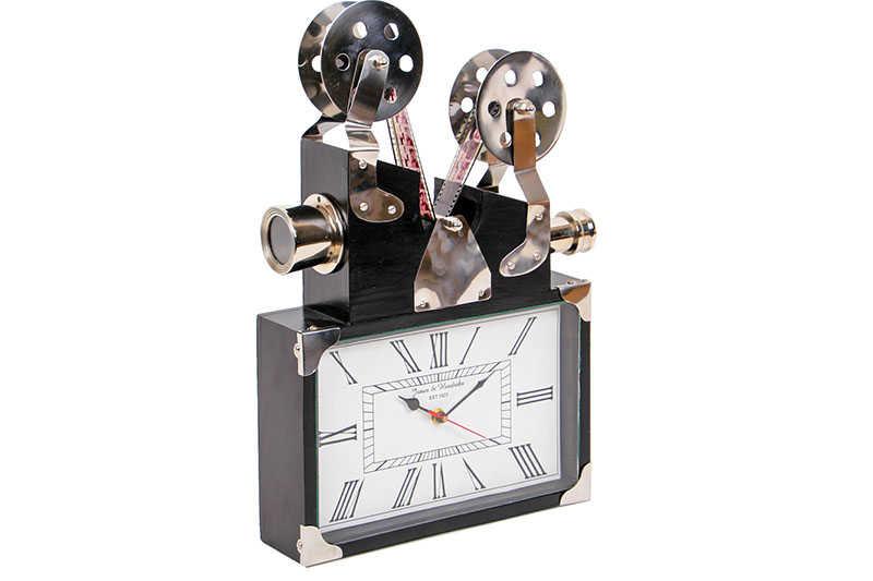Saat Projektör Alüminyum