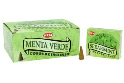 Hem - Spearmint Cones (1)