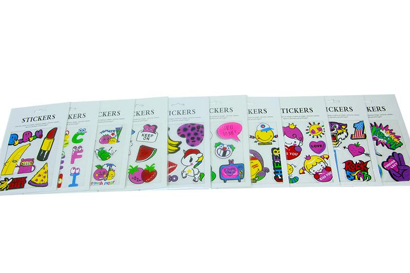 Sticker Karışık