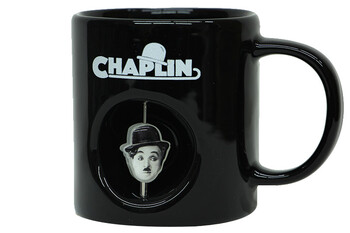 Just me - Stres Kupa Charlie Chaplin