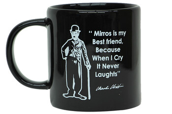 Just me - Stres Kupa Charlie Chaplin (1)