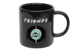 Just me - Stres Kupa Friends Siyah