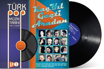 CROWNWELL - Türk Pop Müzik Tarihi 1960-70 Yılları Kaç Yıl Geçti Aradan 33-Lp