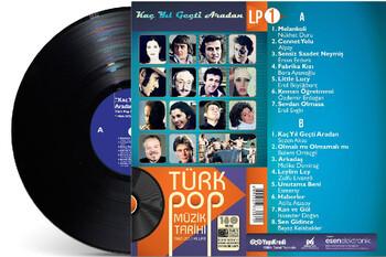 CROWNWELL - Türk Pop Müzik Tarihi 1960-70 Yılları Kaç Yıl Geçti Aradan 33-Lp (1)