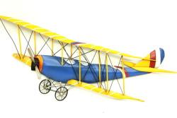 MNK - Uçak Pano Sarı Mavi