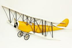 MNK - Uçak Pano Sarı