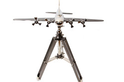 Crownwell - Uçak Tripod Alüminyum