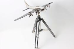 CROWNWELL - Uçak Tripod Alüminyum (1)