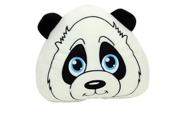 Just me - Yastık Polar Peluş Maviş Panda 27 cm