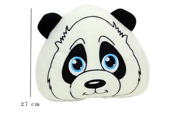 Just me - Yastık Polar Peluş Maviş Panda 27 cm (1)