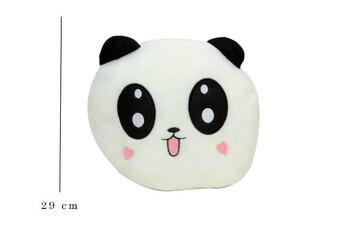 Just me - Yastık Polar Peluş Sevimli Panda 29cm (1)
