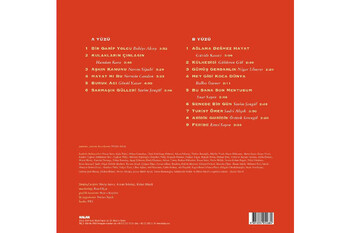 CROWNWELL - Yeşilçam Şarkıları 1 Aşkın Kanunu 33-Lp (1)